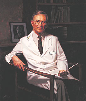 Martin W  Donner Professorship in Radiology - Named